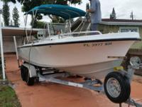 Please call owner Jorge at  Boat is in West Palm Beach,