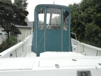 Please call owner Eric at . Boat is in Bay Shore, New