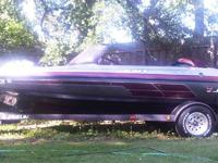 Please call boat owner Greg at . 1997 javelin 409fs