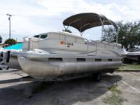 Here is a nice pontoon, that has just been reduced in