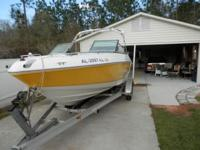 Please call owner Albert at  or  Boat is in Mobile,