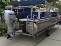 Please call boat owner James at . Boat is in Bradenton,