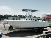 "BOAT OWNER""S NOTES for 2014 TIDEWATER 210 LXF in LIKE"