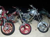 you may remember these from occ/american choppers and