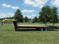 (888) 981-9668 ext.280 20+5  Gooseneck Equipment