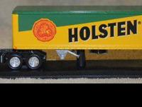HERE IS eight MATCHBOX TRACTOR TRAILER FROM THE
