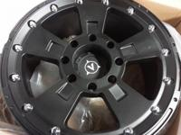 I have a set of brand new wheels bolt pattern 8x170.