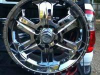 these rims came off a 2006 toyota tundra with a 6 lug