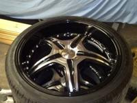 $1,200 OBO PLEASE READ FULL POST! Thanks The wheels