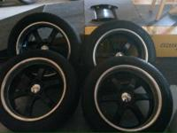 "I have a set of 20"" boss rims with low profile desert"