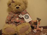 """Boyds Bears"" in terrific condition and include"