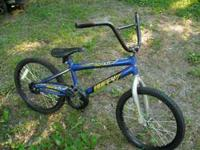 "20""boy""s HUFFY bike, GREAT condition---$30.00 obo. call"