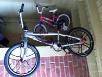 Brand new bike and my son is to afraid to learn to ride