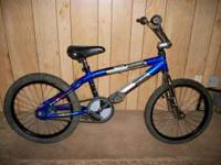 "20"" Boys Kent Bike, Stunt/Trick Frame - $75. Call"