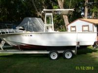 1968 CHRIS CRAFT WITH 1986 MERCRUISER 140 INBOARD.  IS