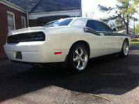 One brand name new, in the box, dodge challenger rt