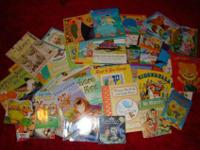 I have five lots of childrens books for sale. There are