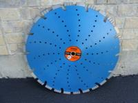 "These are 20"" Turbo Diamond Blades, Laser welded"