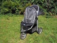 This jogging stroller ought to be made use of and not