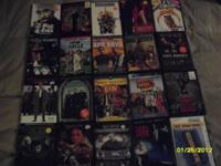 Selling 20 dvd's for $10 they include Martin Lawrence