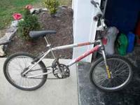 BOTH BIKES ARE IN GOOD SHAPE , $35.00 EACH ON THESE