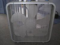 "20"" Electric Lakewood Fan - $9.00 See photos for more"