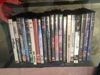 20 Movies for just $25 was $40.00. All disc's in great