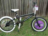 "This is an Avigo ""turn n burn"" freestyle bmx bike this"