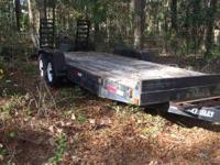 05 12k crosley trailer, tires are excelent, overall