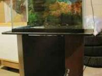 I have a really nice 20 gallon covered fish tank, with