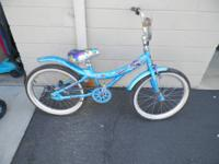 "20"" ladies bike ready to ride  Contact Kevin program"