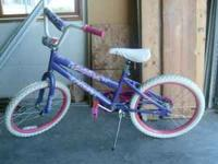 "20"" girls bike, great shape $50 Ph.  Location:"