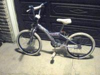 "This is a 20"" girls bike made by Murray (Pacific"