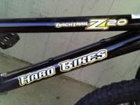 "WAS $199/ NOW $150 Haro Backtrail Z20 20"" BMX Bike"