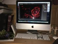 Beautiful, excellent condition 1 TB 20 inch iMac for