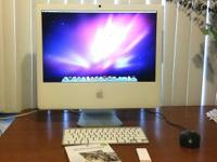 "Up for sale is a fantastic working 20"" iMac all in one"