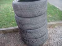 20 inch used goodyear eagle GT2 tires for sale .