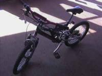 I have 2 20inch 7speed dual shock MonGoose bikes by MGX