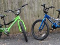 Specialized's Child's Hotrock 20 inch bikes bought new
