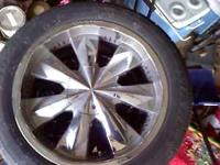 There nice rims just need dusted off a lil i got all 4
