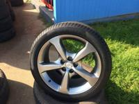 20 inch Camero stock rims and tires   FREE MOUNT FREE