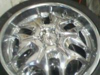 Description Retail price for these rims are $3,000.