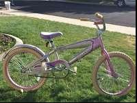 Parker 20 inch Bike Angel Isle Designed in CA USA. This