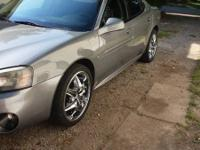 I have a set of 20 inch rims and tires for sale or