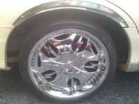 Rims & Tires $600 OBO MUST SELL TODAY!! Call or Text @