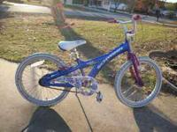 Im selling a used excellent working condition schwinn