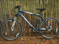 I have a 20 inch frame Specialized Rockhopper M4
