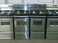 "Refurbished 20"" Apartment Sized Gas Ranges With 4"