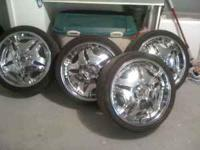 i have a set of t.i.s. rims for sale in excellent