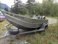20' Koffler Baybee, with twin 50hp Yamaha, High Thrust